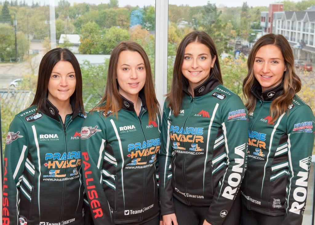 Team Einarson 2